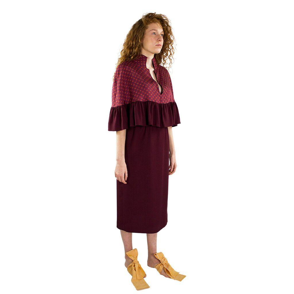 Louisa Dress lato/fronte