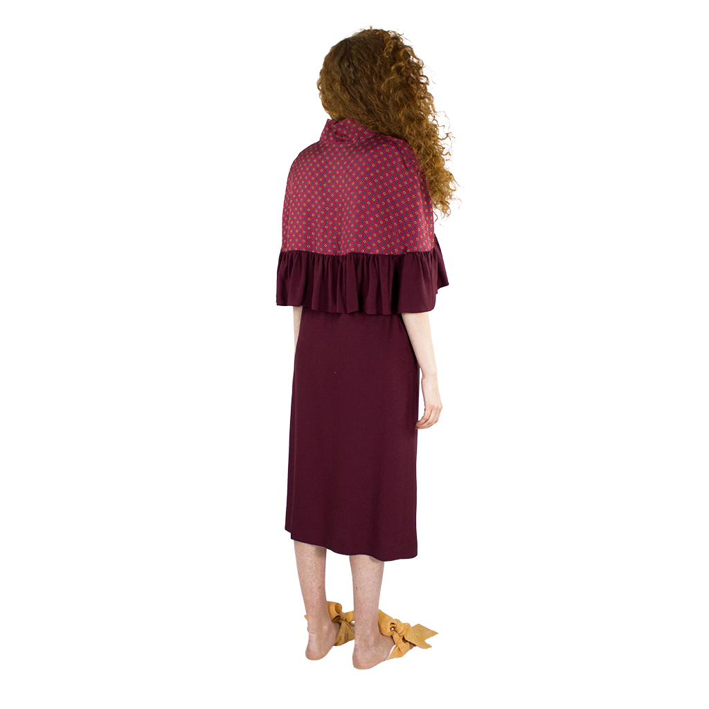 Louisa Dress Retro/lato